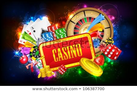 Fortune Symbol, Casino Board, Business Vector Stock photo © robuart