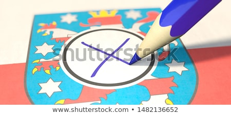Ballot box Thuringia Stock photo © Ustofre9