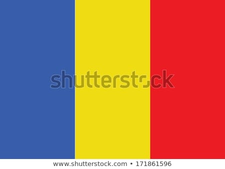 Chad flag themes idea design Stock photo © kiddaikiddee