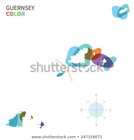 аннотация · вектора · цвета · карта · святой · прозрачный - Сток-фото © tkacchuk