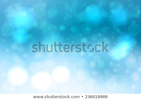 limpio · bokeh · azul · vector · diseno · negocios - foto stock © SArts