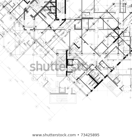 Planning Engineers Schemes with Floors Scheme Stock photo © robuart