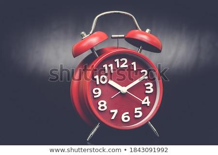 Analogue Clock Stock photo © kitch
