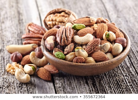 mixed nuts stock photo © pakhnyushchyy