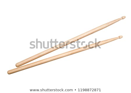 drumsticks closeup  Stock photo © OleksandrO