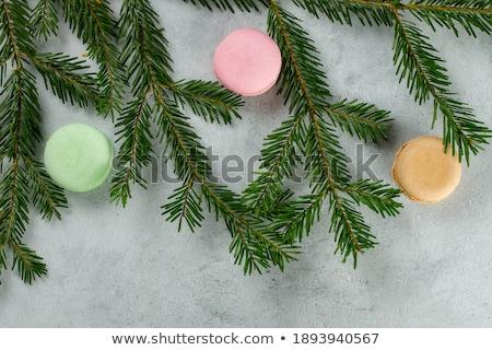 Christmas Loading 4 Stars Snowflakes Stock photo © limbi007
