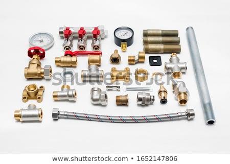 Plumbing supplies Stock photo © nomadsoul1