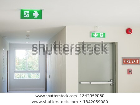Exit - This way Stock photo © Spectral