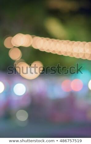 黄色 中心 アジア 少女 ストックフォト © fatalsweets