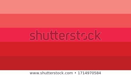赤 壁 モダンなスタイル カラフル デザイン ストックフォト © Fotografiche