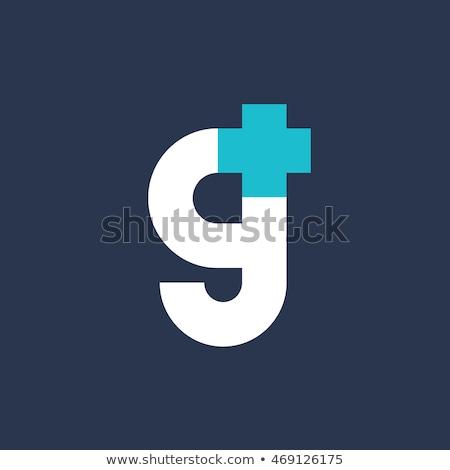 Carta ícone assinar vetor projeto símbolo Foto stock © blaskorizov