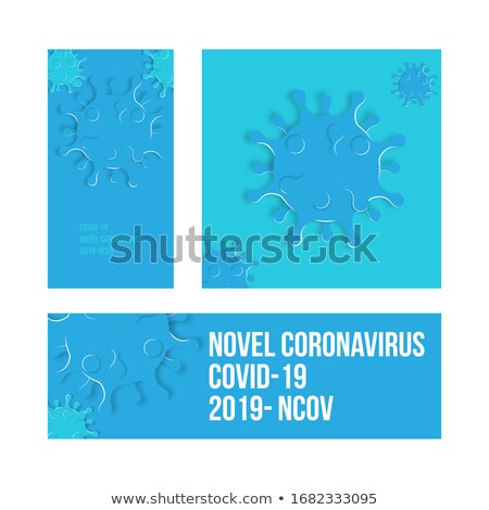 Novel coronavirus nCoV abstract concept vector illustration. Stock photo © RAStudio
