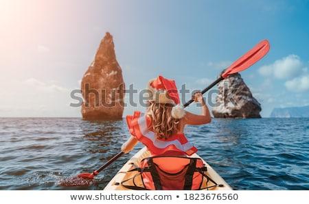 barco · mar · Tailândia · praia · natureza · verão - foto stock © photography33