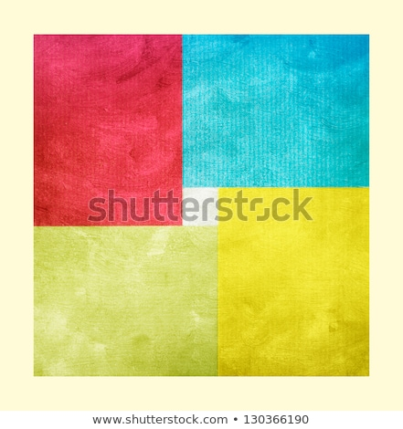 Real paper add texture for infographics stock photo © Ansonstock