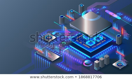 Motherboard Stock photo © manfredxy