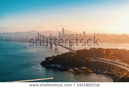 The Oakland City Stock photo © hanusst