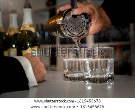 Shaken, not stirred Stock photo © danielgilbey