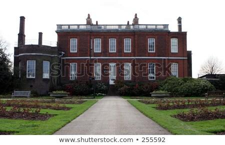 Ranger's House in Greenwich, London Stock photo © chrisdorney