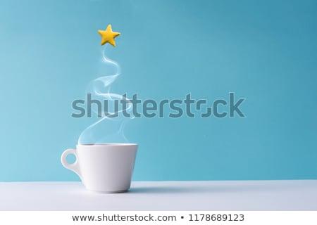 chá · natal · bolinhos · quente · pão · de · especiarias · vinho - foto stock © vanessavr