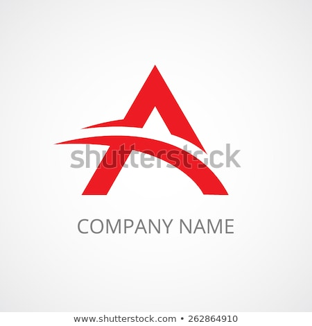 vector letter logo company stock photo © butenkow