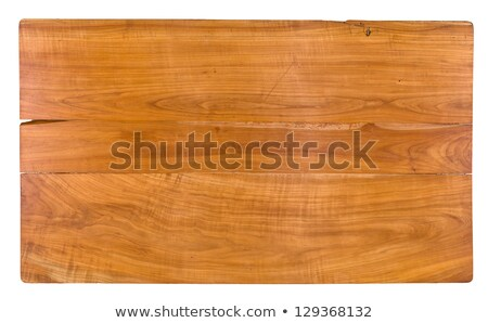 Antique Tabletop Made Of Cherry Wood Photo stock © Zerbor