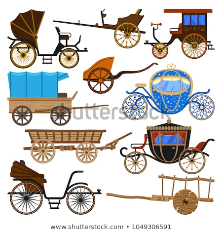 Traditional horse carriage  stock photo © hin255