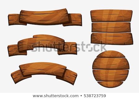 bannerek · keret · különböző · konzerv · szalag · konténer - stock fotó © voysla