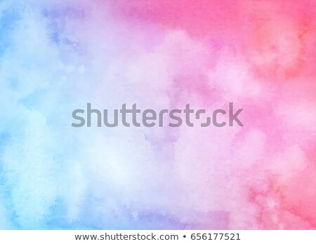 bright colorful watercolorful strain abstract background Stock photo © SArts