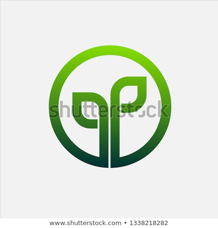 Three green arrows with. eco recycle icon. eco sign isolated on white background. Vector reuse illus stock photo © kyryloff