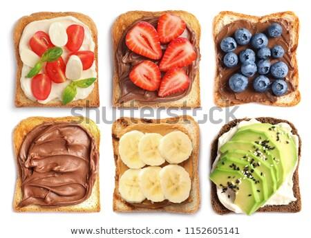 Various bread ingredients Stock photo © karandaev