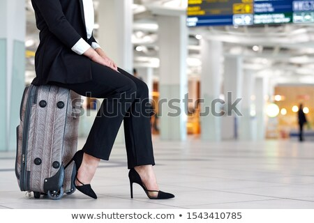 Businesswoman's legs Stock photo © RazvanPhotography