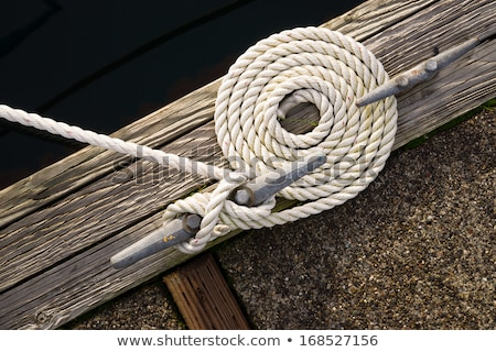 Safe circle with rope. stock photo © Hermione