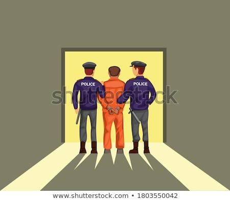 薬物 ディーラー 脱出 警察 お金 銀 ストックフォト © get4net