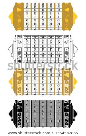 кодовый · замок · макроса · набор · мелкий · окна - Сток-фото © sniperz