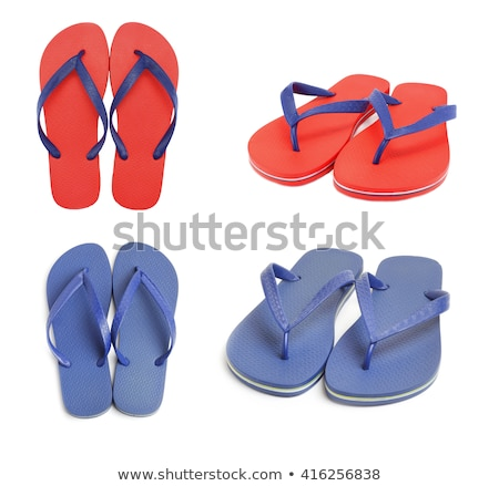 red thongs Stock photo © dolgachov