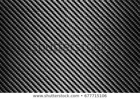 Real fibra de carbono forma materialismo usado Foto stock © ArenaCreative