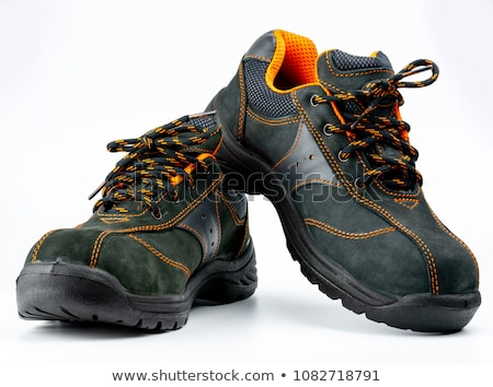 Factory of safety shoes Stock photo © rufous
