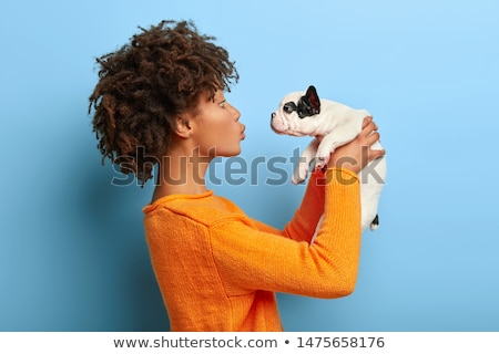 female puppy stock photo © willeecole