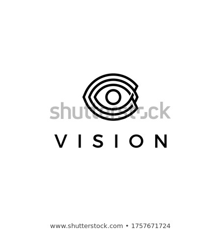 future vision logo Stock photo © Viva