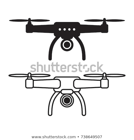 Drone symbol Stock photo © sahua
