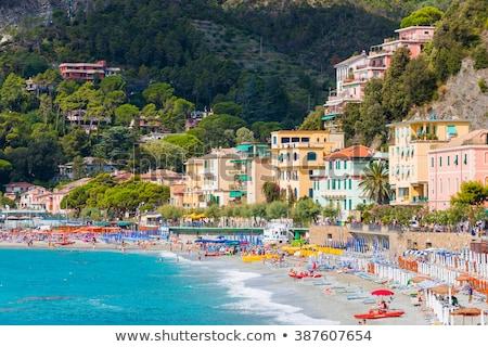 kanca · Olaszország · színes · épületek · Európa · kultúra - stock fotó © lianem
