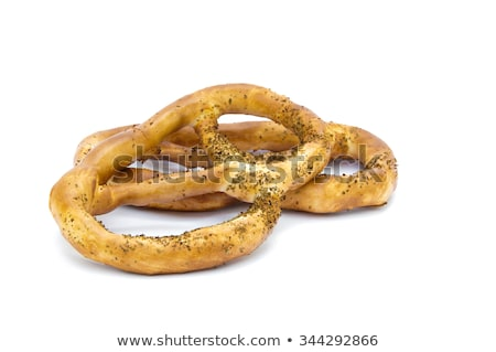 Starving for pretzels. Stock photo © Fisher