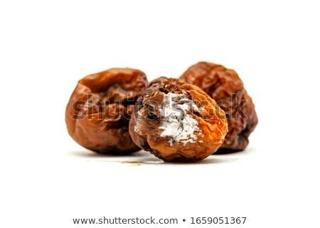 Closeup of mouldy, rotten plums Stock photo © sarahdoow