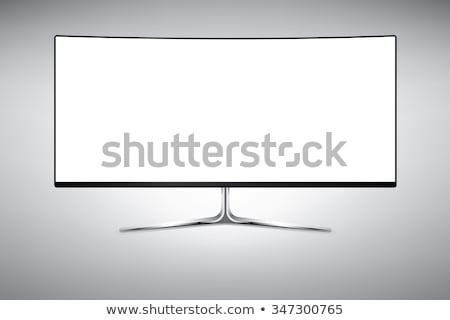 Ultra wide display Stock photo © magraphics