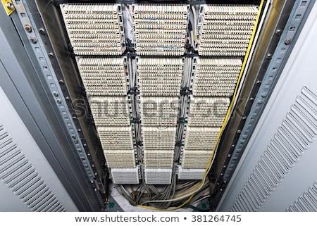 Internet verbinding world wide web communicatie betekenis netwerk Stockfoto © stuartmiles
