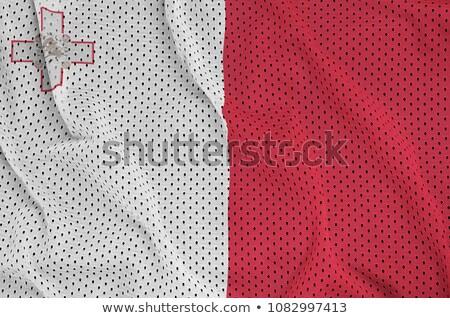 マルタ フラグ シャツ ビジネスマン クロス ストックフォト © fuzzbones0