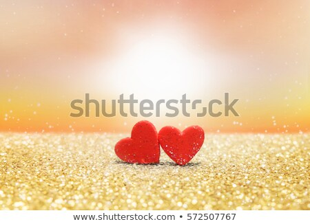 Valentine's day luxury diamond heart Stock photo © Oakozhan