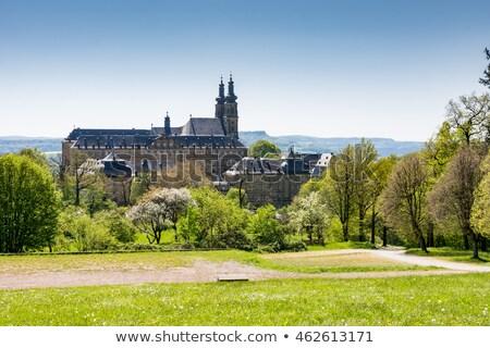 аббатство здании Церкви архитектура Европа Германия Сток-фото © manfredxy