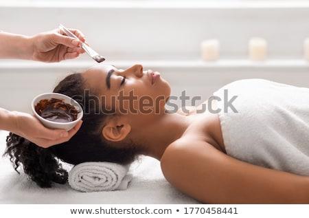 fles · vers · amandel · olie · amandelen · geïsoleerd - stockfoto © marilyna