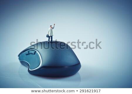 imprenditore · sovraccarico · piccolo · tempo · business · ragazzo - foto d'archivio © kirill_m